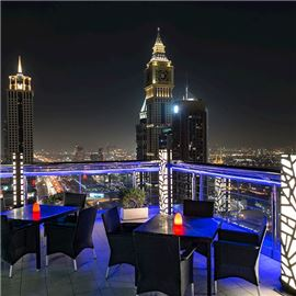 Enjoy a romantic night out at Level 43